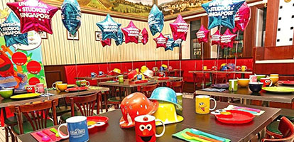 Birthday Party Decorators In Surat Theme And Balloon